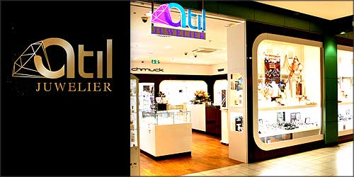 Atil Juwelier in Hamburg