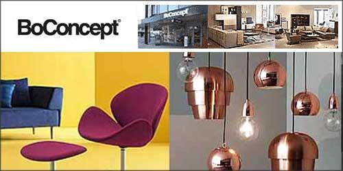 BoConcept Design-Möbel aus Hamburg-Eppendorf