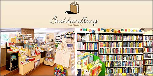 Buchhandlung Am Sand in Hamburg