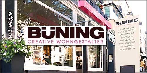 Büning Raumausstattung in Hamburg