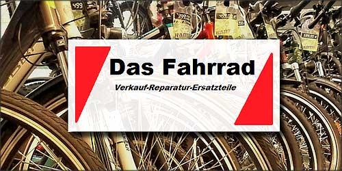 Das Fahrrad in Hamburg-Bergedorf