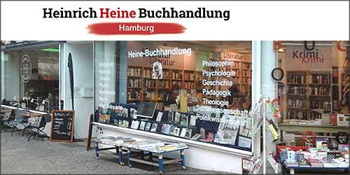 Heinrich Heine Buchhandlung in Hamburg
