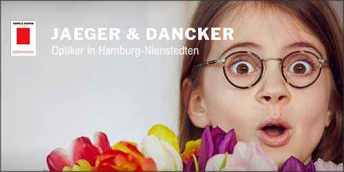 Jaeger&Dancker Optiker in Hamburg