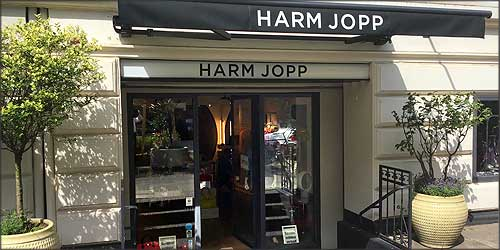 Harm Jopp Modedesign aus Hamburg