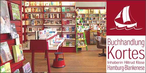 Buchhandlung Kortes in Hamburg
