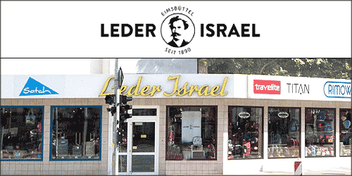 Leder Israel in Hamburg