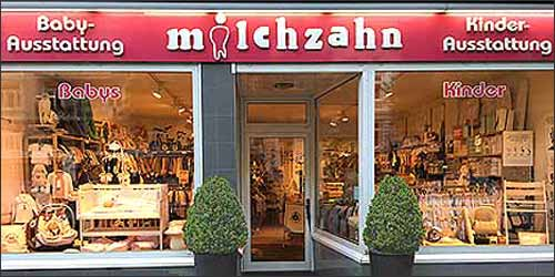 Milchzahn Baby- und Kinderausstattung in Hamburg