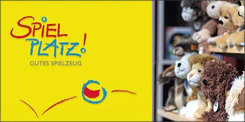 SPIELPLATZ Gutes Spielzeug in Hamburg