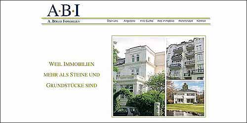 A. Böger Immobilien in Hamburg