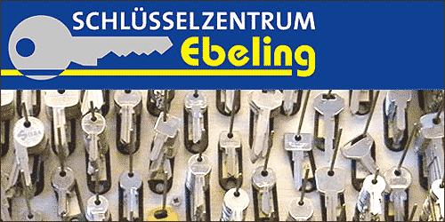 Ebeling Schlüsselzentrum in Hamburg