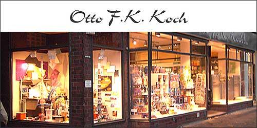 Otto F. K. Koch Papeterie in Hamburg
