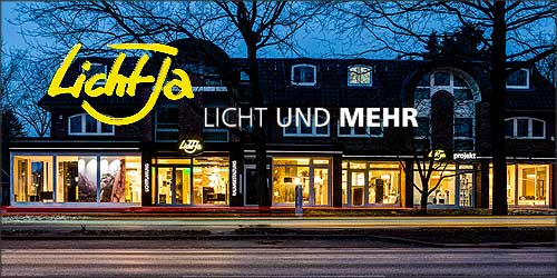 LichtJa Licht und Mehr in Hamburg