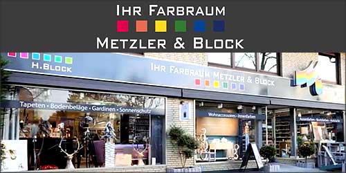 Metzler & Block Raumgestaltung in Hamburg