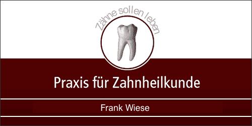 Frank Wiese Zahnarzt in Hamburg