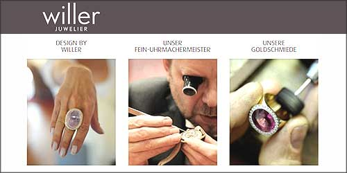 Willer Juwelier in Hamburg
