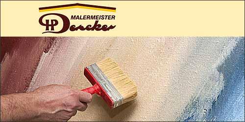 Malermeister Dencker in Hamburg