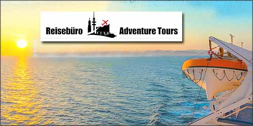 Reisebüro Adventure Tours in Hamburg