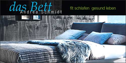 Das Bett in Hamburg
