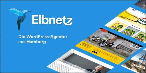 Elbnetz Die WordPress Agentur in Hamburg