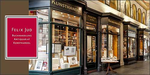 Felix Jud Buchhandlung in Hamburg