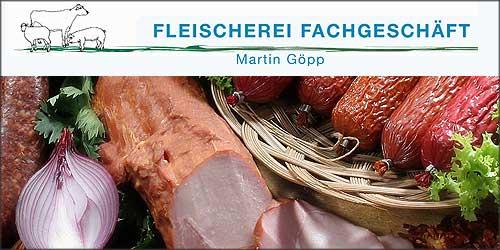 Martin Göpp Fleischerei Fachgeschäft in Hamburg