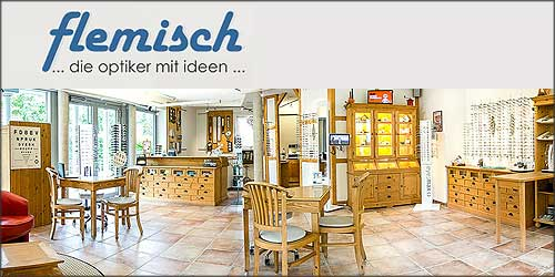 Flemisch Optiker in Hamburg