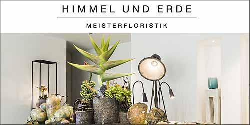 Himmel und Erde Floristik in Hamburg