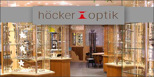 Höcker Optik in Hamburg
