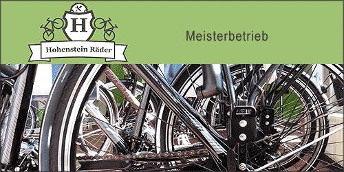 Hohenstein Fahrräder inHamburg
