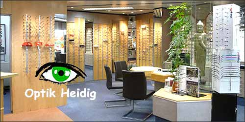 Optik Heidig in Hamburg
