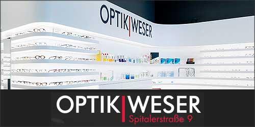Optik Weser in Hamburg