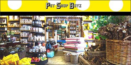 Pet Shop Boyz Hundenahrung in Hamburg