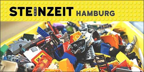 Steinzeit LEGO An- und Verkauf in Hamburg