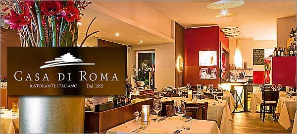 Casa di Roma in Hamburg
