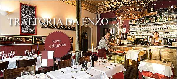 Trattoria da Enzo in Hamburg