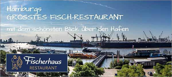 Fischerhaus Restaurant in Hamburg