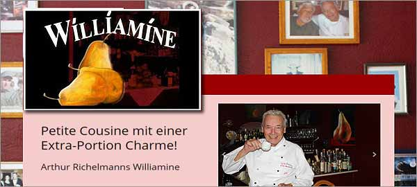 Williamine in Hamburg